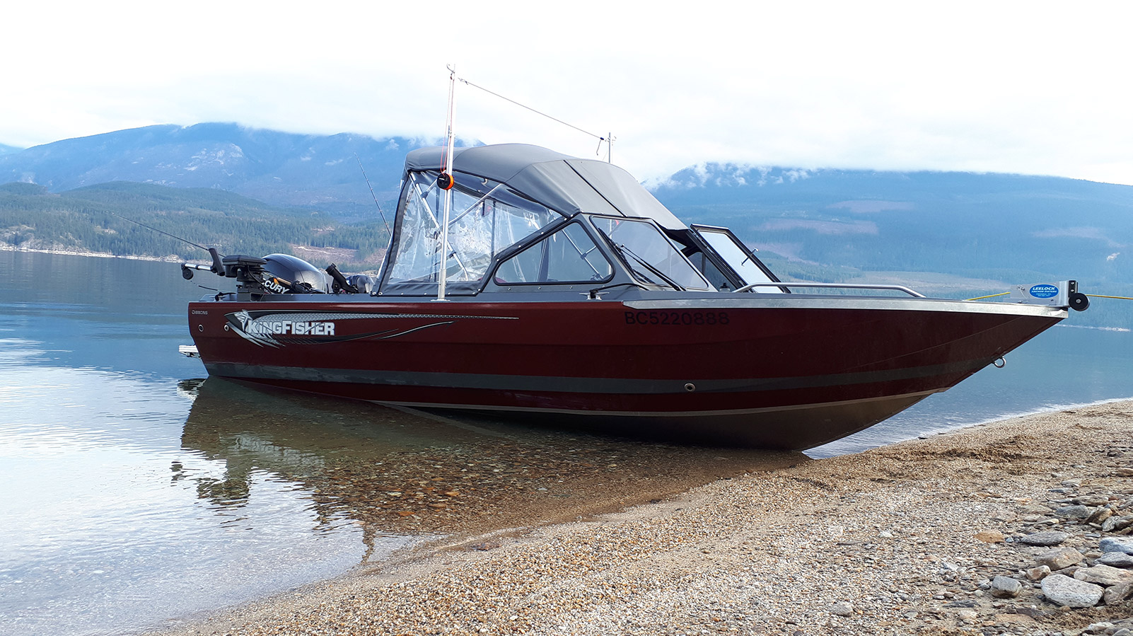 19ft KingFisher Discovery